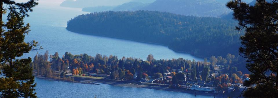 Kootenay Lake, BC