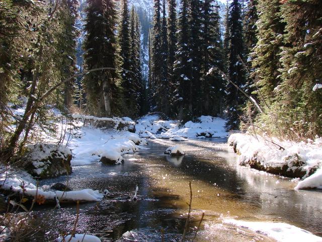 Kaslo River
