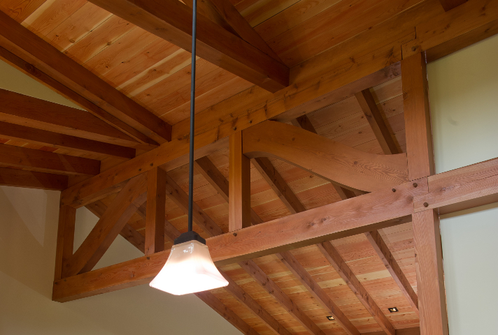 Living Room Truss